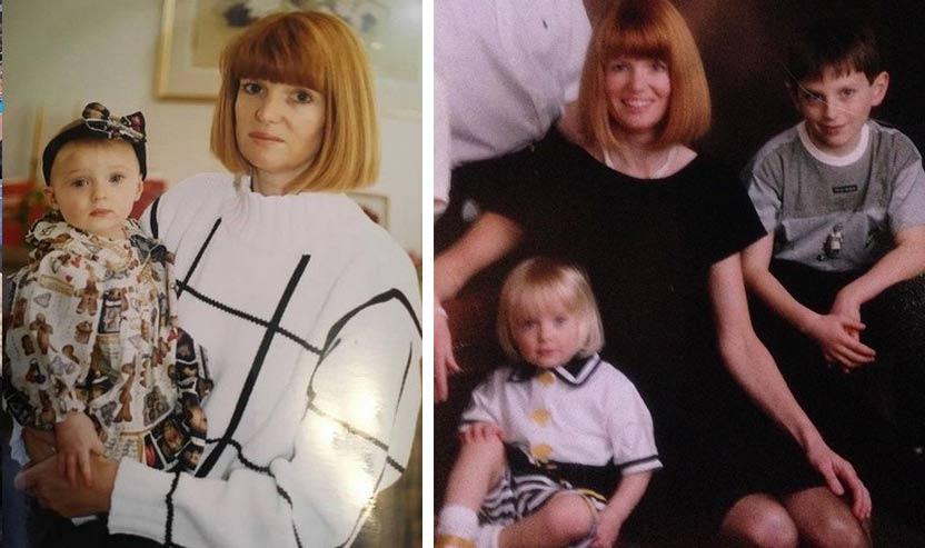 Sally Turner mother Sophie Turner