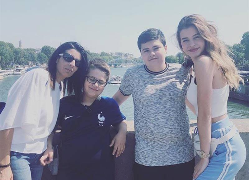 Lea Elui Ginet siblings
