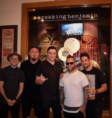 Breaking Benjamin biography