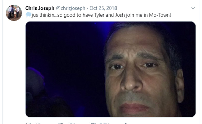 Chris Joseph