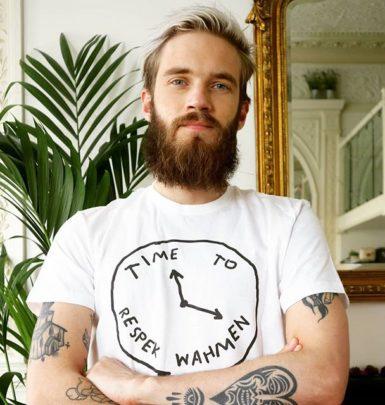 PewDiePie (Felix Kjellberg) biography