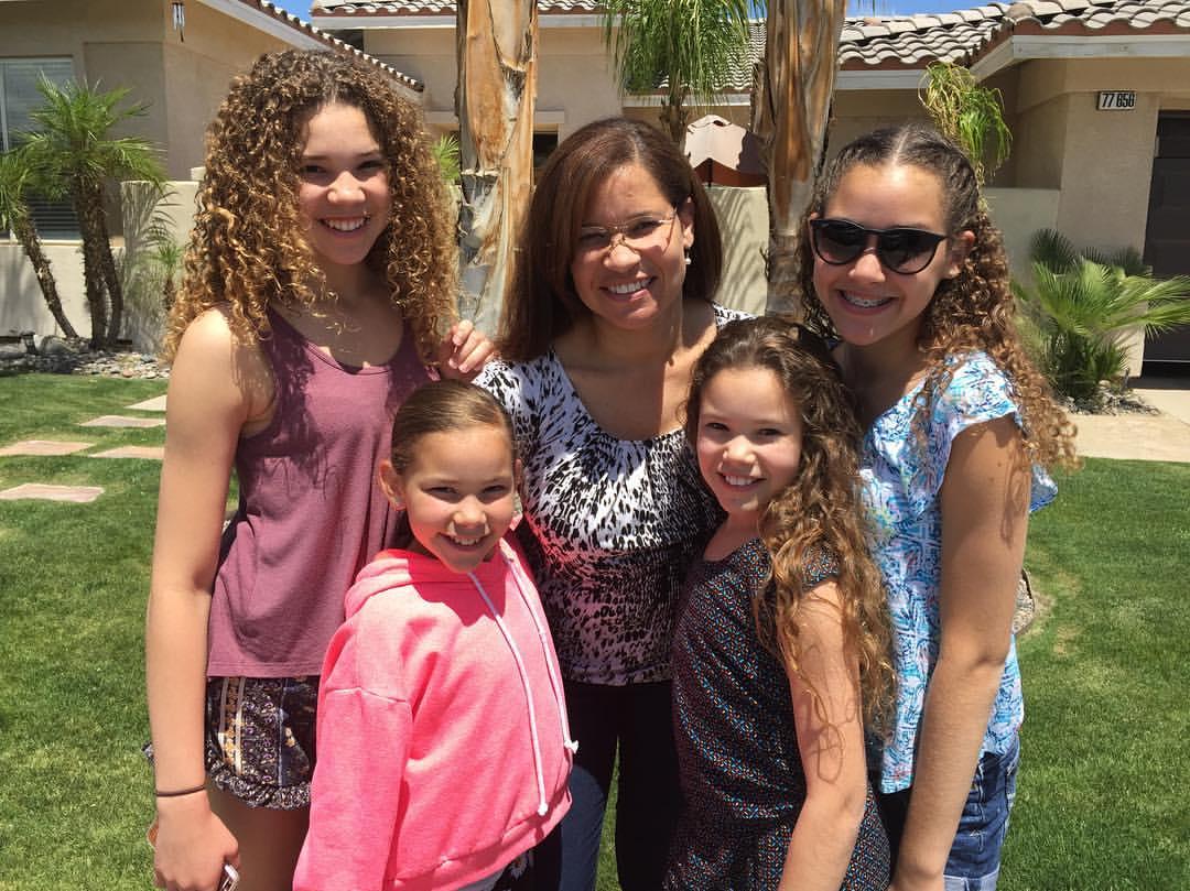 Kathi Haschak mother Sierra Haschak + family