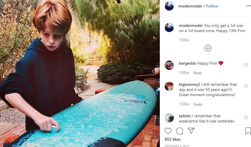 Finn Moder son Julia Roberts