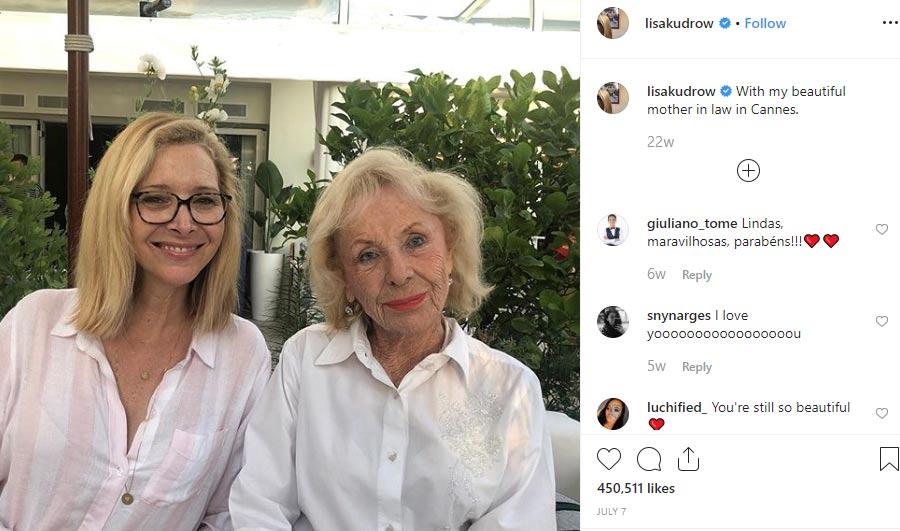 Michel Stern parents mother