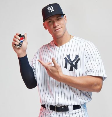Aaron Judge biography