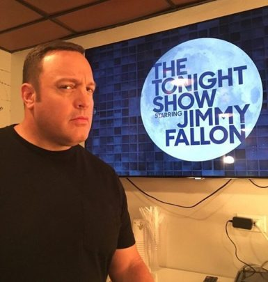 Kevin James biography