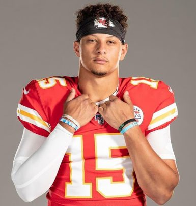 Patrick Mahomes biography