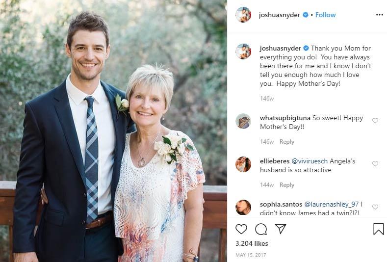 Lynne Snyder mother Joshua Snyder