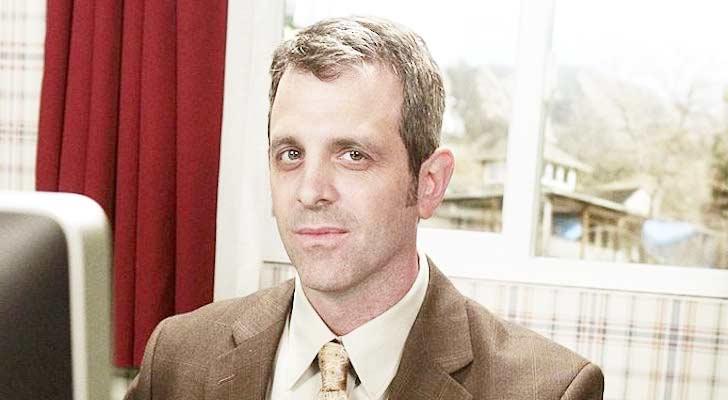 Warren Lieberstein ex-husband Angela Kinsey
