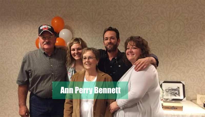 Ann Perry Bennett
