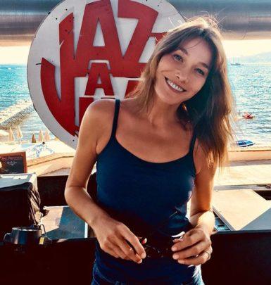 Carla Bruni biography