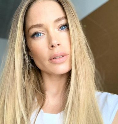 Doutzen Kroes biography