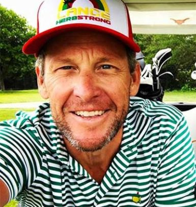 Lance Armstrong biography