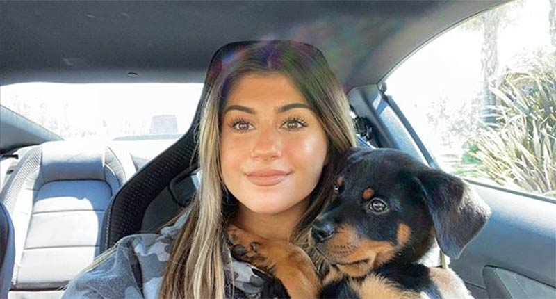 Hailie Deegan daughter Brian Deegan