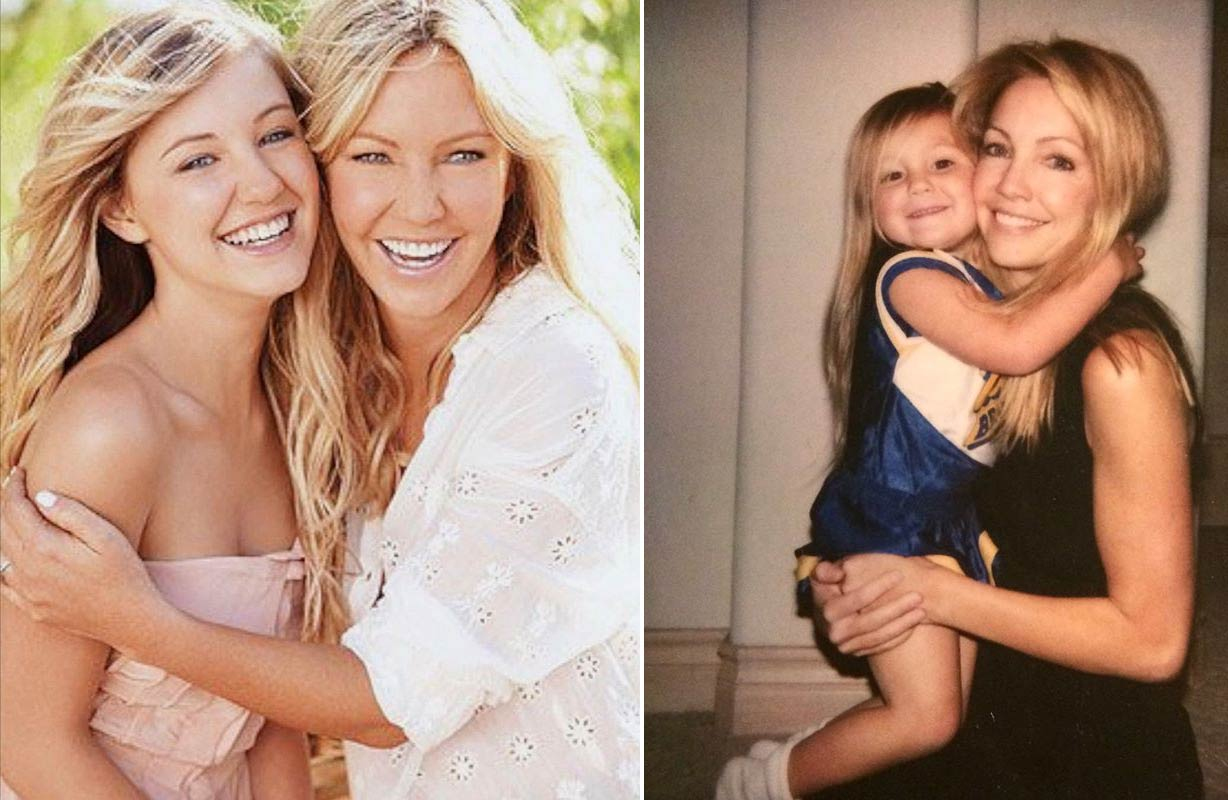 Heather Locklear mother Ava Sambora