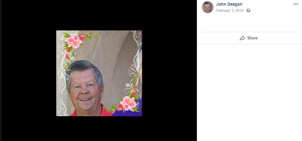 John Deegan III father Brian Deegan