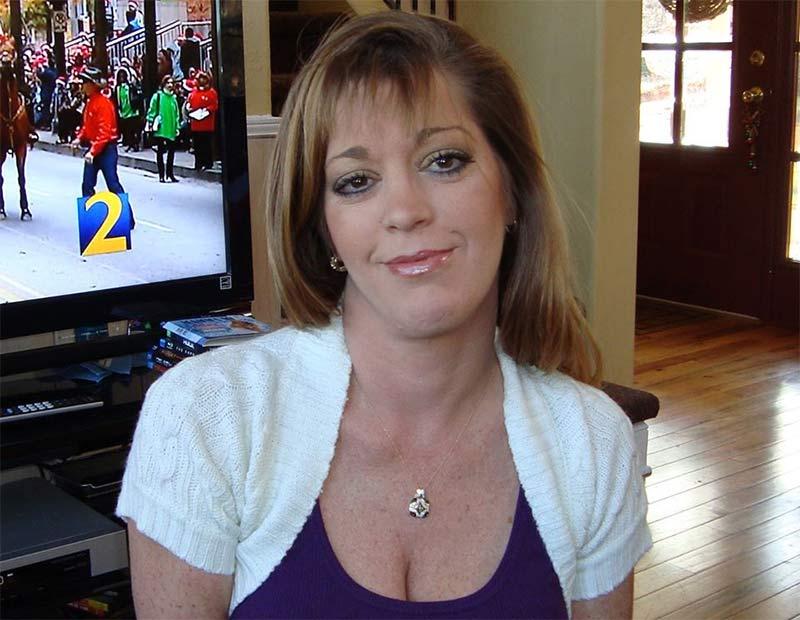 Carla Johnson mother ictoria Waldrip (Woah Vicky)
