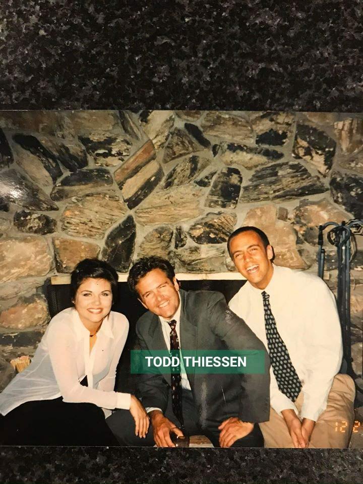 Todd Thiessen brother Tiffani Thiessen
