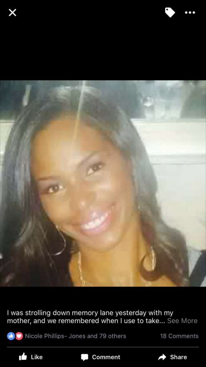 Nichole Phillips-Jones wife Damon Jones