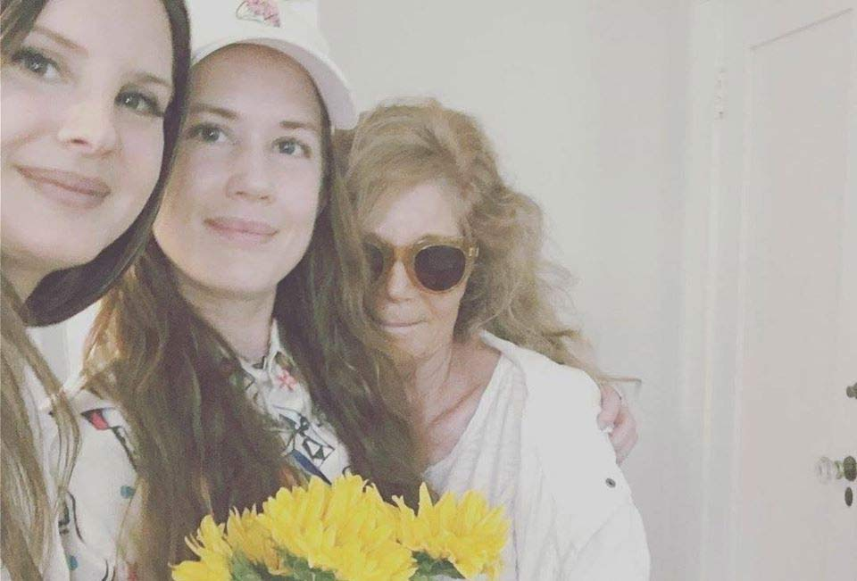 Pat Grant mother Lana Del Rey