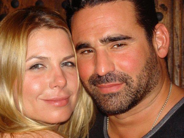 Justin Moritt ex husband Krista Allen