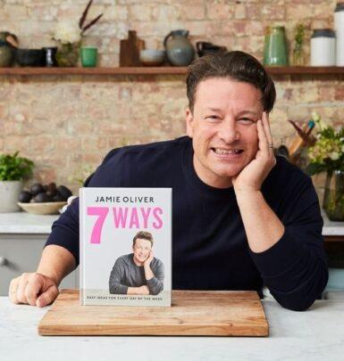 Jamie Oliver biography