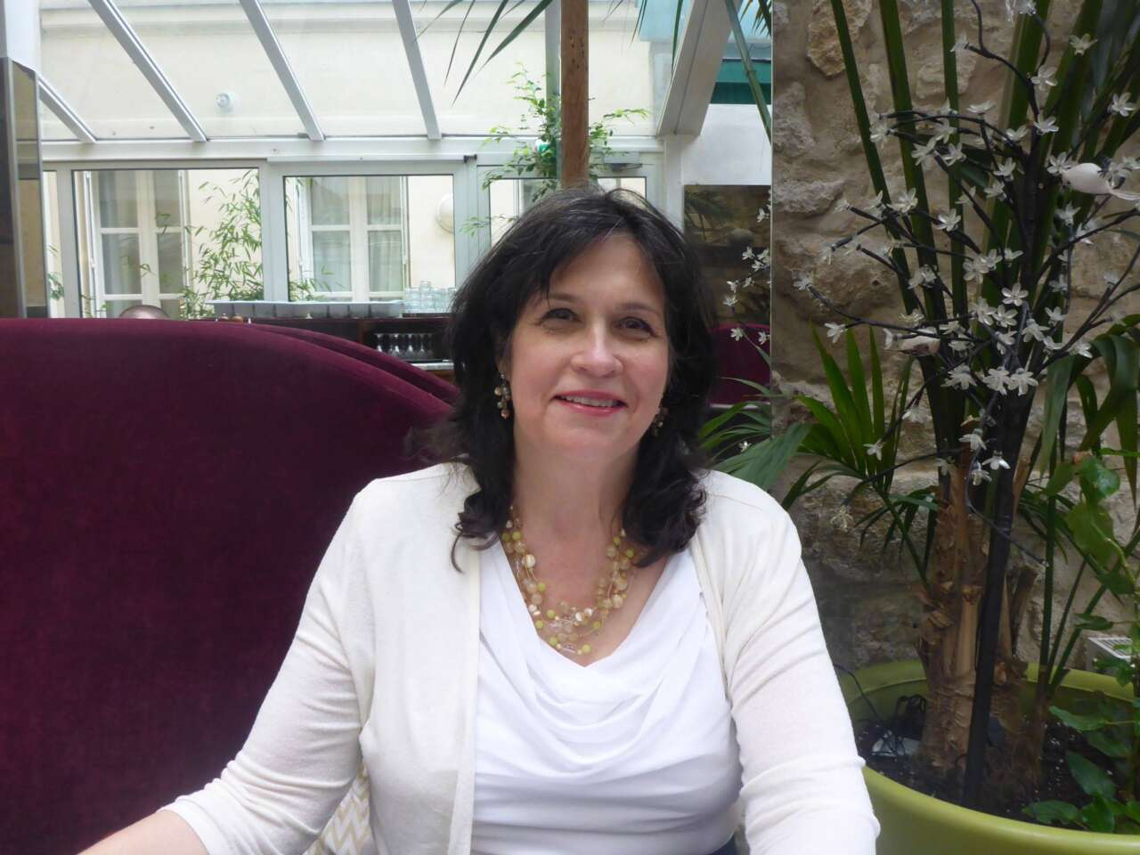 Kathy Bader older sister Diedrich Bader