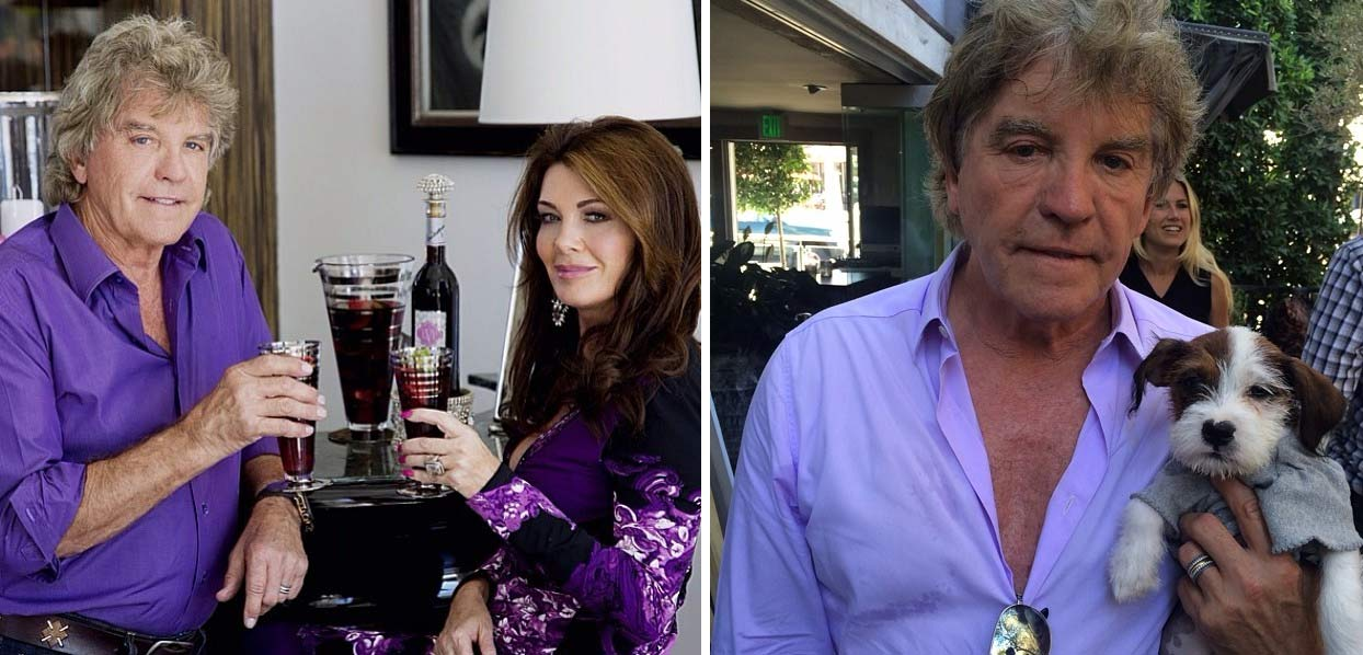 Ken Todd husband Lisa Vanderpump