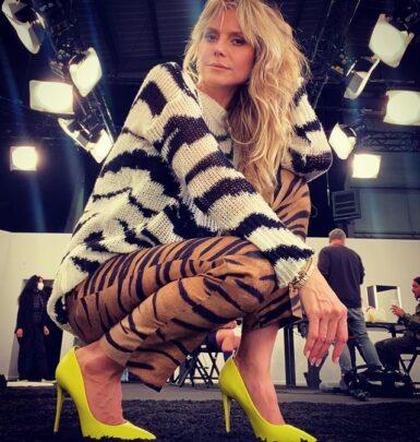 Heidi Klum biography