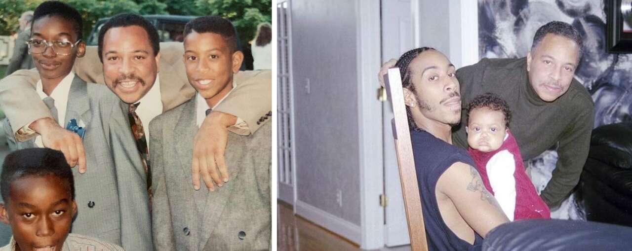 Wayne Bridges father Ludacris
