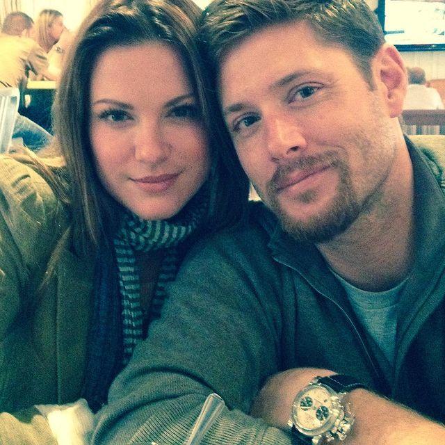 Danneel Ackles wife Jensen Ackles