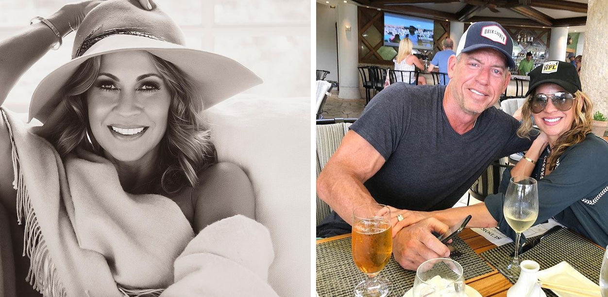 Catherine Mooty current wife Troy Aikman