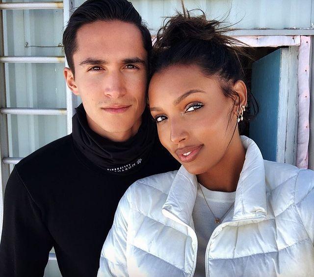 Juan David Borrero fiancé Jasmine Tookes
