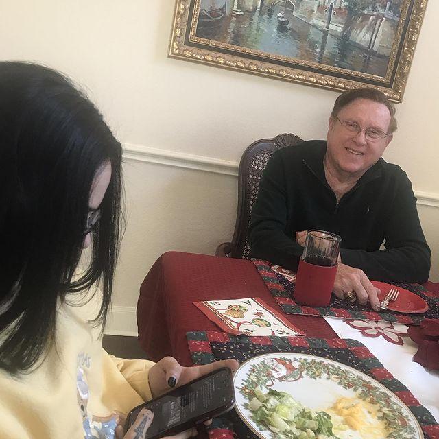 Barton Lindemann father Maggie Lindemann