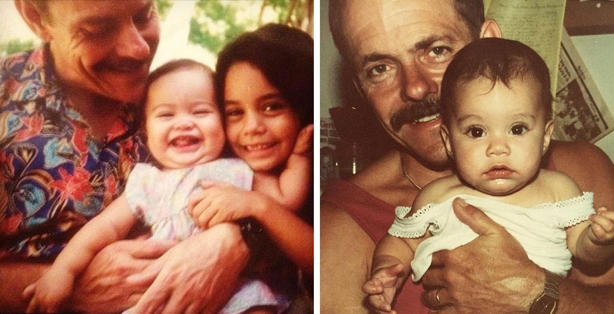 Gregory Hudgens father  Vanessa Hudgens